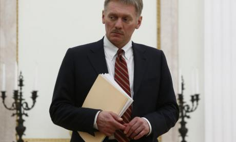 Dmitry Peskov refuted the Facebook allegations today (September 22)