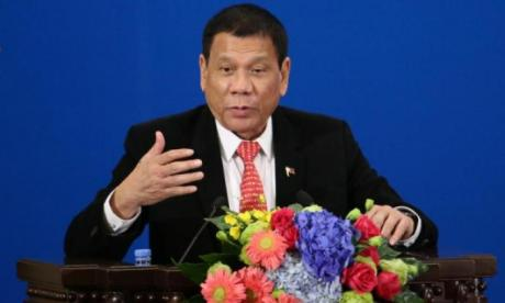 The leader of the Philippines has attracted several targets over recent months