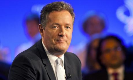 Piers Morgan slams doctor as 'stupid old bigot' for suggesting he can convert gay people