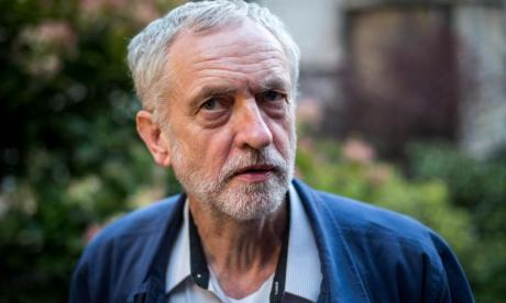 James Whale is 'concerned' about the 'hysteria' surrounding Jeremy Corbyn