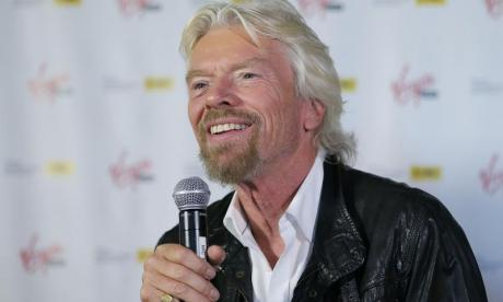 Hurricane Irma, Hurricane Irene, and hot air balloons - the great luck of Sir Richard Branson