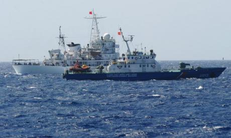 China urges Vietnam to take rational view on military drills in South China Sea
