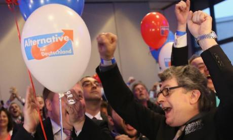 Support increases for Alternative for Germany party, but is it similar to the Nazis?