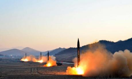 North Korea accuses US of declaring war and threatening to shoot planes down
