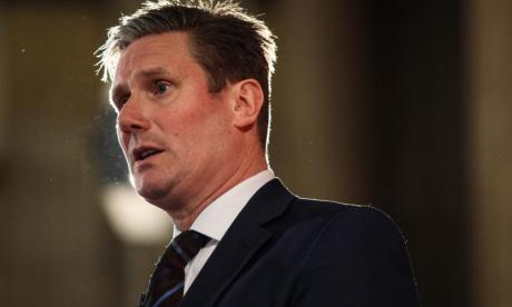 Brexit: Sir Keir Starmer claims EU doesn't believe Theresa May can uphold promises