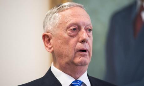 James Mattis denies reports he contradicted Donald Trump