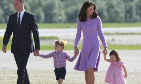 BREAKING: Prince William and Kate Middleton expecting third child