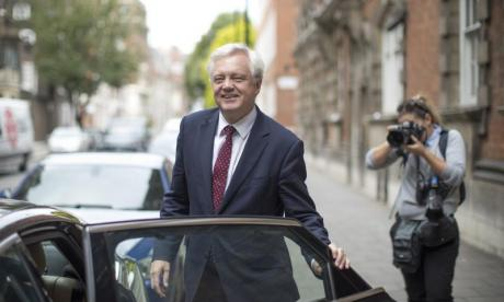 David Davis a 'determined optimist' about good Brexit deal after difficult EU talks