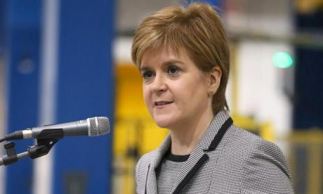Nicola Sturgeon: 'If this is her most ambitious plan why didn't she do it earlier?'