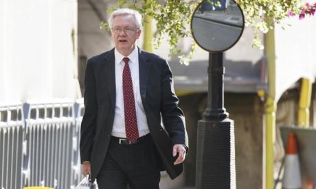 Brexit: Voting against EU bill would be choosing a 'chaotic' exit ahead of key vote, says David Davis