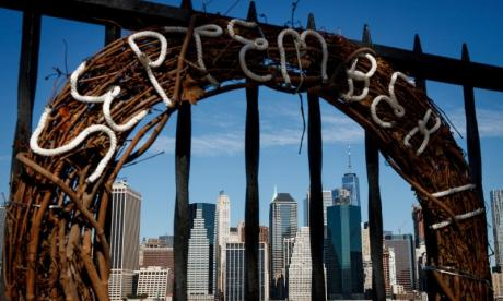 In photos: New York City marks 16-year anniversary of 9/11 attacks