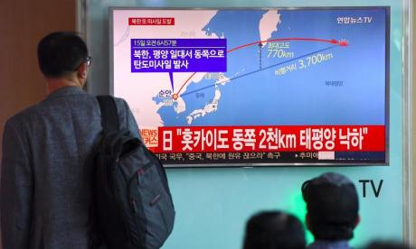 'If North Korea hit a country with a missile it would be regime suicide'