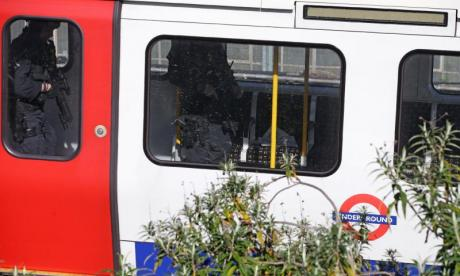 Parsons Green: Eyewitness tells reporter about the moment of explosion and seeing injuries