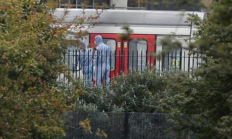 Parsons Green: 'This was particularly wicked as many children would've been on the train'