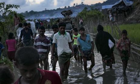 United Nations estimates $200 million is needed for Rohingya refugees