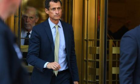 Former US congressman Anthony Weiner jailed for 21 months
