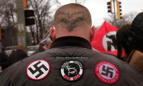 Police arrest 11 alleged members of neo-Nazi group National Action