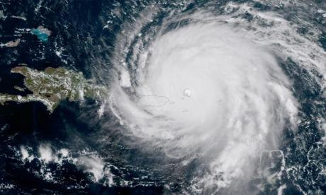 Dr Leon Sealey-Huggins attempted to blame the destruction caused by Hurricane Irma on inequality