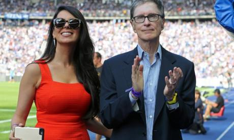 John W Henry took over the Red sox in 2002 and Liverpool eight years later