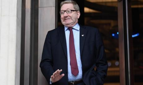 Len McCluskey has raised the sceptre of a mass walk-out over public sector pay