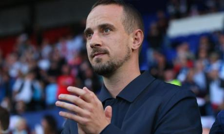 Mark Sampson was sacked as England women's coach this week