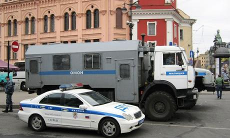 Russia police say the threats are likely to be 'telephone terrorism' (stock photo)