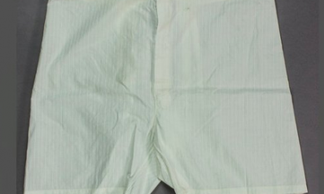 Boxer shorts belonging to Adolf Hitler up for auction in Maryland
