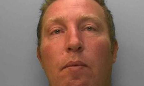 Christopher Woolven attacked his ex-girlfriend at the flat they shared (Sussex Police)