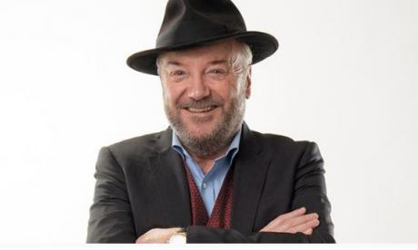 'If there's a Broadmoor in the US, Donald Trump ought to be in it', says George Galloway in response to 'calm before the storm' remark