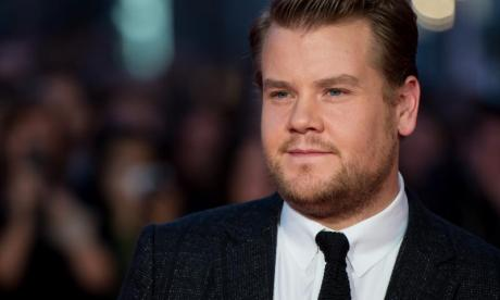 James Corden apologises for jokes about Harvey Weinstein in gala speech