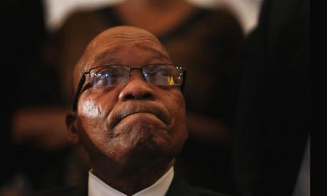 Court rules South African President Jacob Zuma should face corruption charges