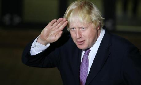 Boris Johnson backs fresh sanctions on North Korea imposed by European ministers