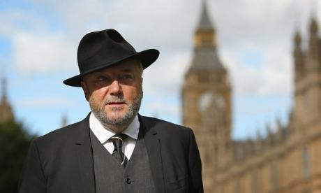 'I'll be happy if every last organisation like Isis and Al-Qaida are left lying dead on the ground in Syria and Iraq', says George Galloway