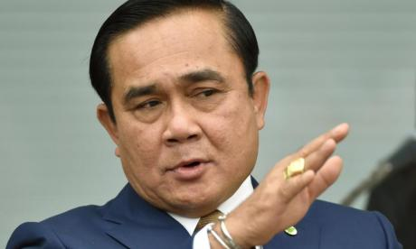 Chief of Thailand's military junta promises to hold elections in 2018