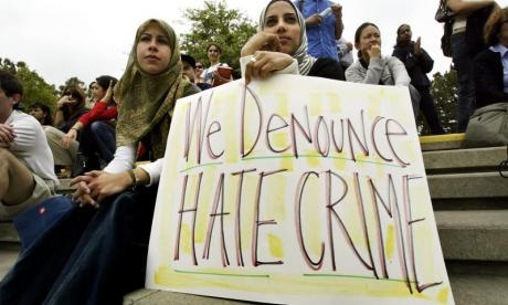 'Rise in hate crime reports is just the tip of the iceberg', says think tank