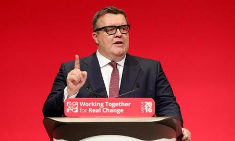 Deputy Labour leader Tom Watson on hunger strike with Guantanamo Bay prisoners