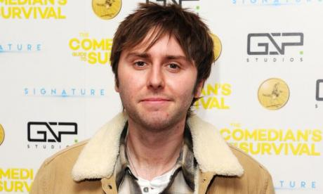 Actor James Buckley claims he's not made for showbiz and reveals his dream job
