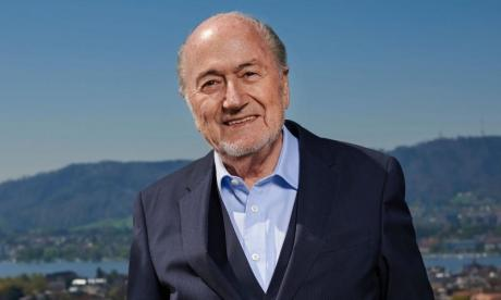 Former Fifa president Sepp Blatter claims he's been invited to World Cup by Vladimir Putin