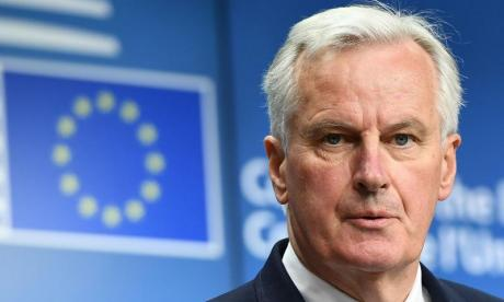 Brexit: EU-UK trade discussions could take years, warns Michel Barnier after Theresa May's speech