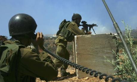 Israeli troops shoot two Palestinians for 'driving at speed towards soldiers'