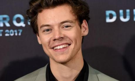Fans of Harry Styles condemn on-stage 'grope' at gig in Los Angeles