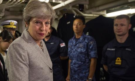 Theresa May receiving Cabinet support in wake of Conservative Party Conference speech