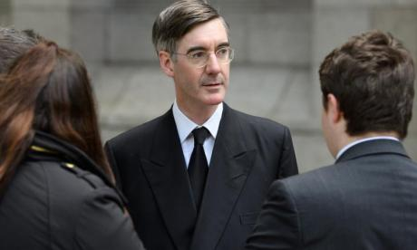 Jacob Rees-Mogg: 'The Conservatives are the nice party not the nasty party'