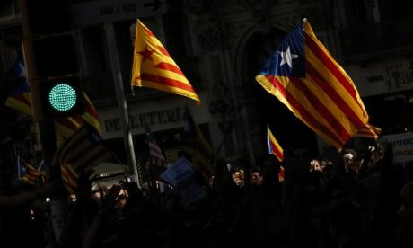 Catalan leader says region has 'won statehood right' in referendum marked by violence