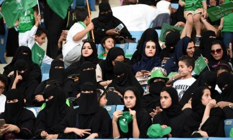 Saudi Arabia bans casual outfits from sport stadiums