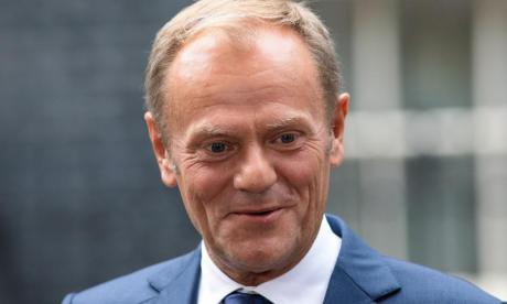 Brexit: Donald Tusk says it's Britain's responsibility to get deal