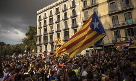 Catalonia: 'Elements within pro-independence lobby want to up the ante', says lecturer