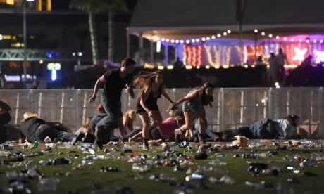 Las Vegas: 'Gunman probably prepared his attack in advance'