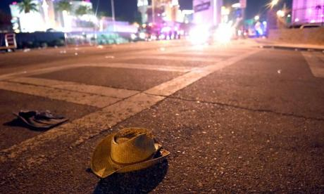 Las Vegas shooting: 'America is awash with guns, everyone who wants one has one', says professor