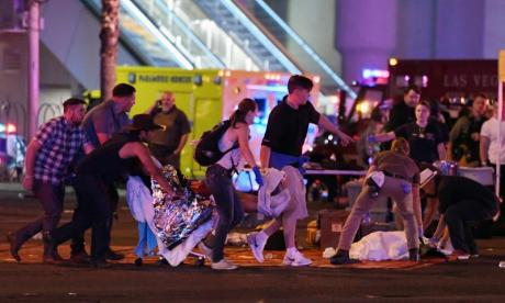 Police in Las Vegas working to establish gunman's motive behind attack